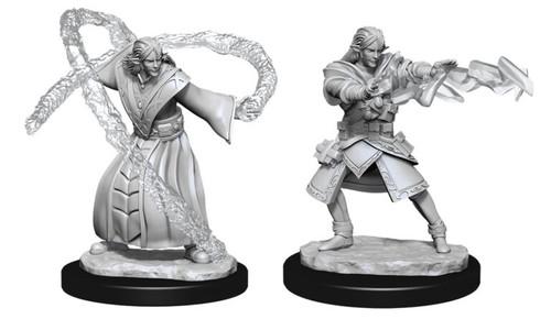 Elf Wizard Male—D&D Nolzur's Marvelous Miniatures