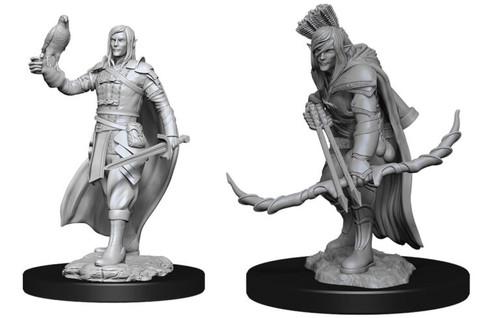 Elf Ranger Male—D&D Nolzur's Marvelous Miniatures
