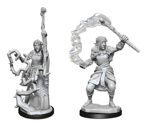 Firbolg Druid Female—D&D Nolzur's Marvelous Miniatures