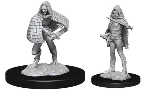 Darkling Elder & Darklings—D&D Nolzur's Marvelous Miniatures