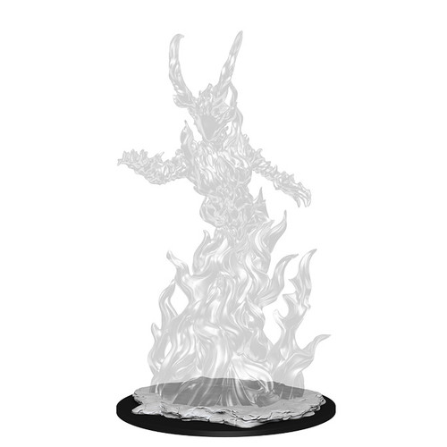 Huge Fire Elemental Lord—Pathfinder Deep Cuts Unpainted Miniatures