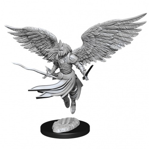 Aurelia, Exemplar of Justice (Angel)—Magic the Gathering Unpainted Miniatures