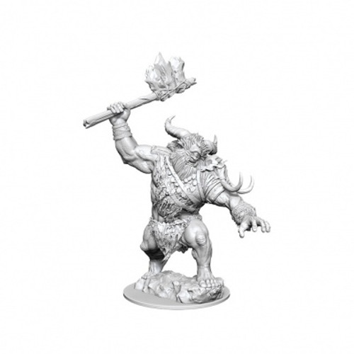Borborygmos (Cyclops)—Magic the Gathering Unpainted Miniatures