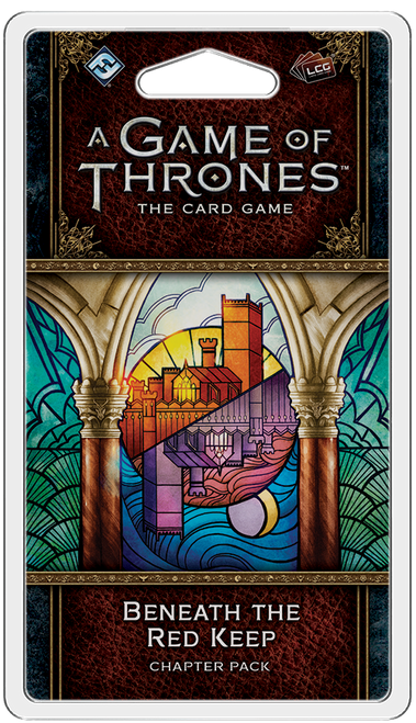 Beneath the Red Keep—A Game of Thrones: The Card Game, Second Edition