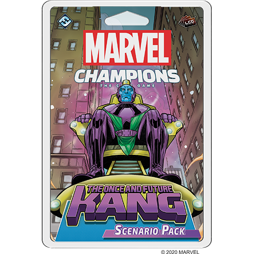 The Once and Future Kang Scenario Pack—Marvel Champions