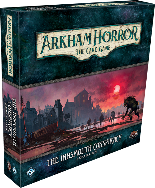 The Innsmouth Conspiracy Deluxe Expansion—Arkham Horror The Card Game