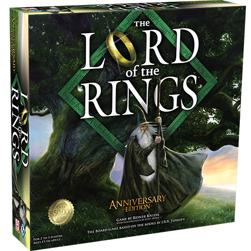 The Lord of the Rings, Anniversary Edition