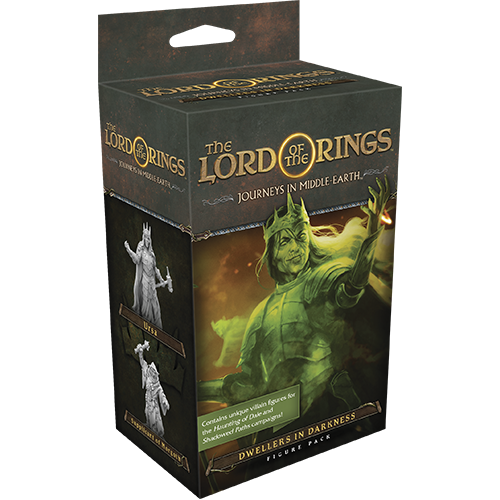 Dwellers in the Darkness Figure Pack—Journeys in Middle-earth