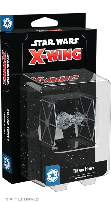 TIE/rb Heavy—Star Wars: X-Wing Second Edition
