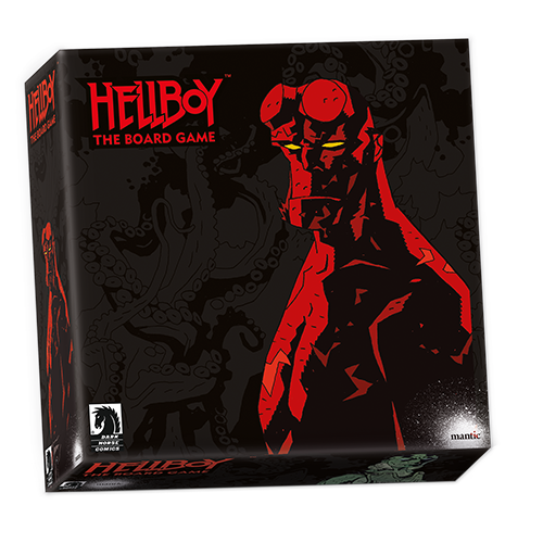 Hellboy: The Board Game (Sold Out)