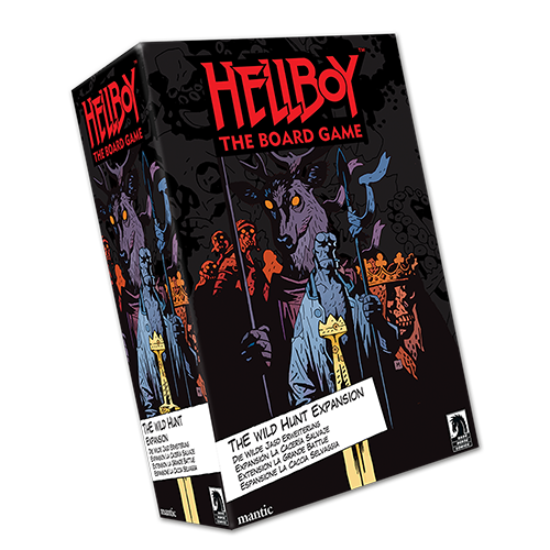 Hellboy: The Wild Hunt (Expansion, Pre-Order) (Pre-Order)