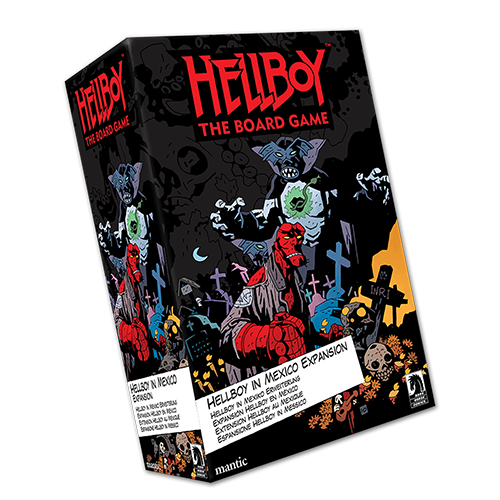 Hellboy: Hellboy in Mexico expansion (Pre-Order)