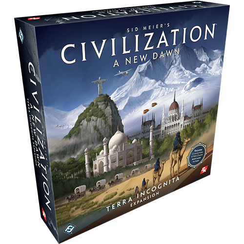 Civilization: Terra Incognita (Expansion, Pre-Order)