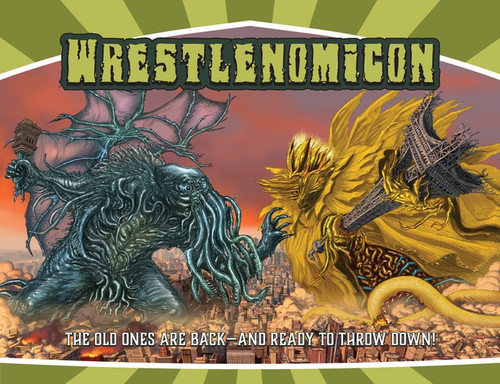 Wrestlenomicon: Card Game (Sold Out)