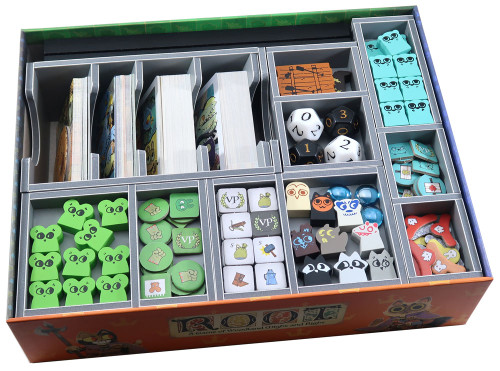 Box Insert: Root & Expansions