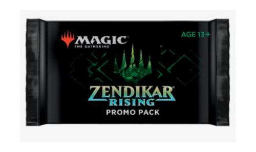 Promo Pack: Zendikar Rising (Prize Item Only)