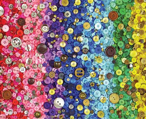 Bunches of Buttons 1000pc