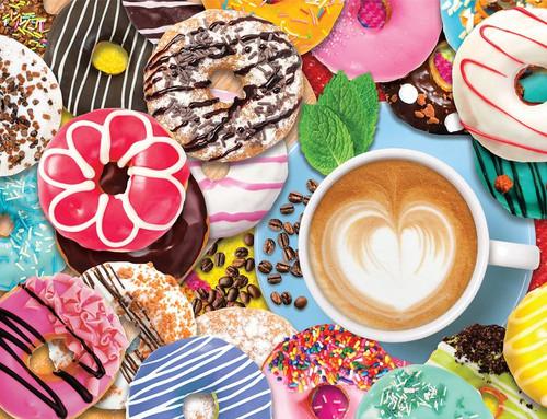 Donuts n' Coffee 500pc