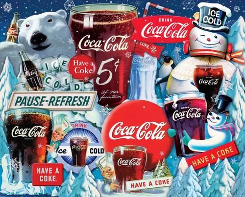 Ice Cold Christmas—Coca-Cola 1000pc