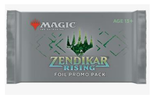 PREMIUM Promo Pack: Zendikar Rising (Prize Item Only, In-Store Pickup Only)