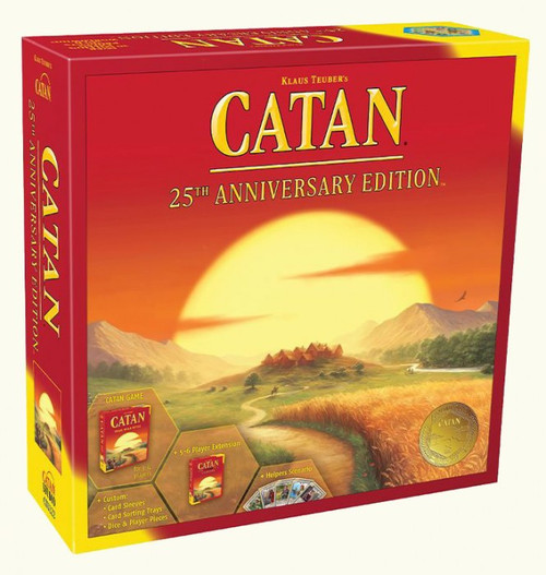 Catan 25th Anniversary