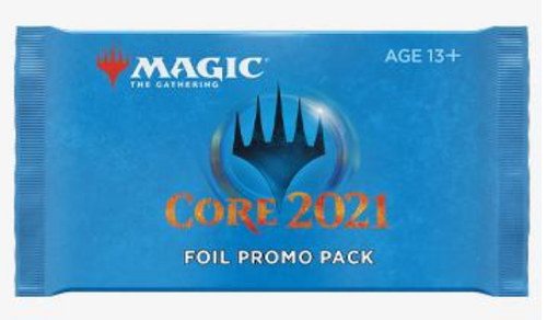 PREMIUM Promo Pack: Core Set 2021 (Prize Item Only, In-Store Pickup Only)