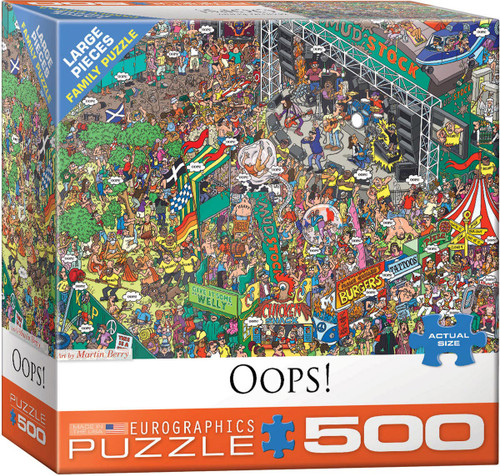 Oops! 500pc (Large Format)