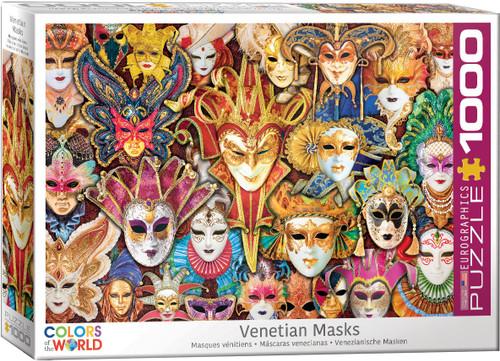 Venetian Mask 1000pc