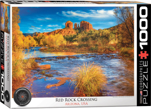 Red Rock Crossing, AZ 1000pc (Sold Out)