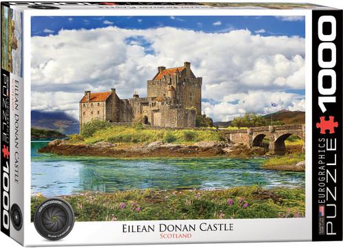 Eilean Donan Castle - Scotland 1000pc (Sold Out)
