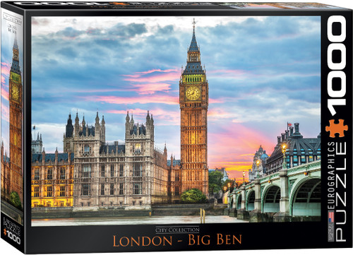 London - Big Ben 1000pc