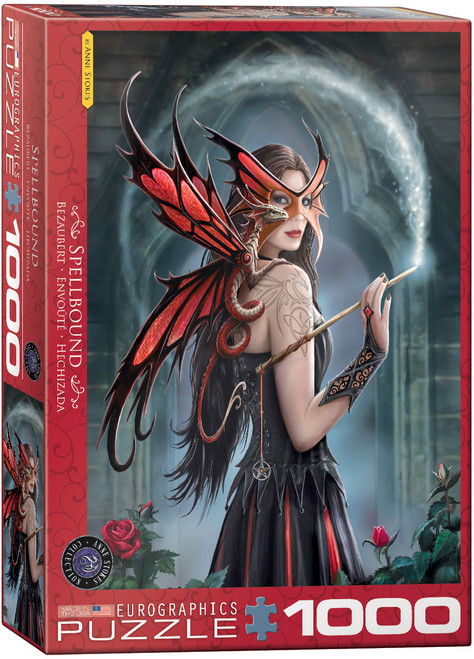Spellbound—Anne Stokes 1000pc