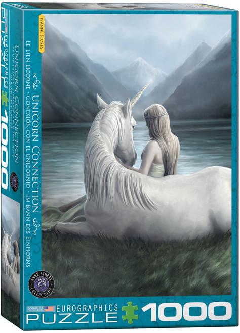 Unicorn Connection—Anne Stokes 1000pc