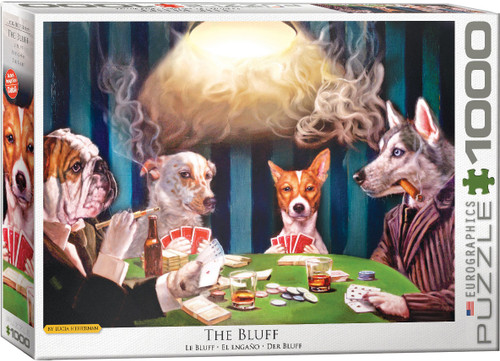 The Bluff 1000pc (Sold Out)