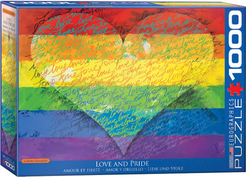 Love & Pride! 1000pc