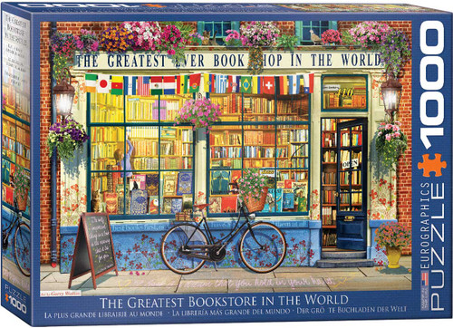 The Greatest Bookstore in the World 1000 (Sold Out)