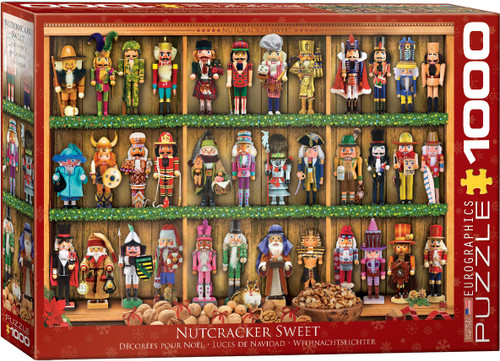 Nutcracker Sweet 1000pc (Sold Out)