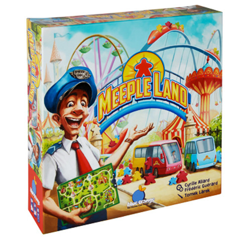 Meeple Land (Sold Out)