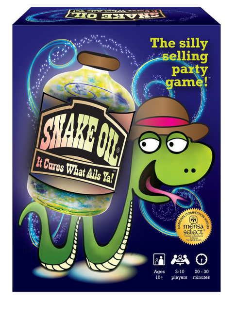 Snake Oil: Core Game