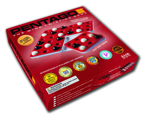Pentago CE (Cruise Edition) Red/White