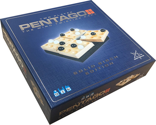 Pentago: Classic Wood (Sold Out)