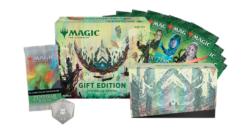 Bundle: Gift Edition, Zendikar Rising—Magic: the Gathering (In-Store Pickup Only) (Sold Out)