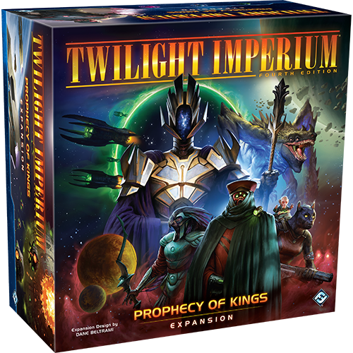 Twilight Imperium: Prophecy of Kings (Expansion)