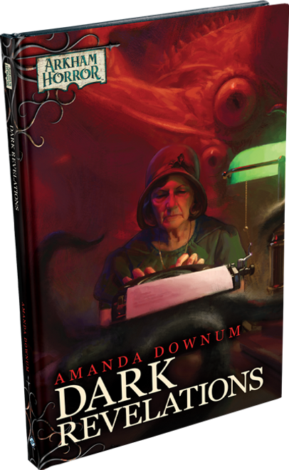 Dark Revelations Novella—Arkham Horror The Card Game (Sold Out)