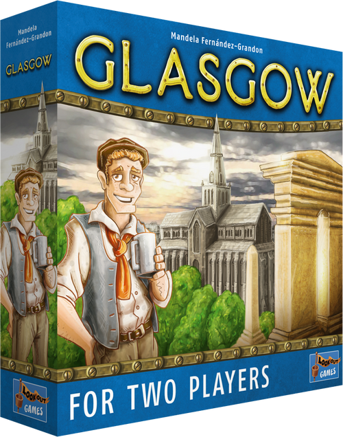Glasgow (Pre-Order)