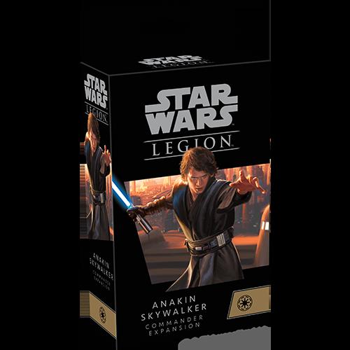 Anakin Skywalker Commander—Star Wars: Legion (Pre-Order)