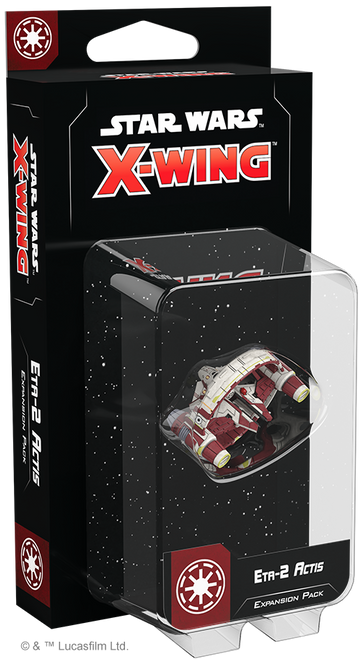 Eta-2 Actis—Star Wars: X-Wing, Second Edition