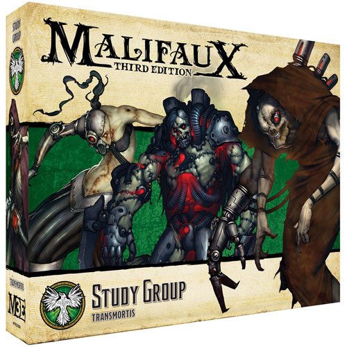 Arcanist: Study Group—Malifaux 3E (Sold Out)