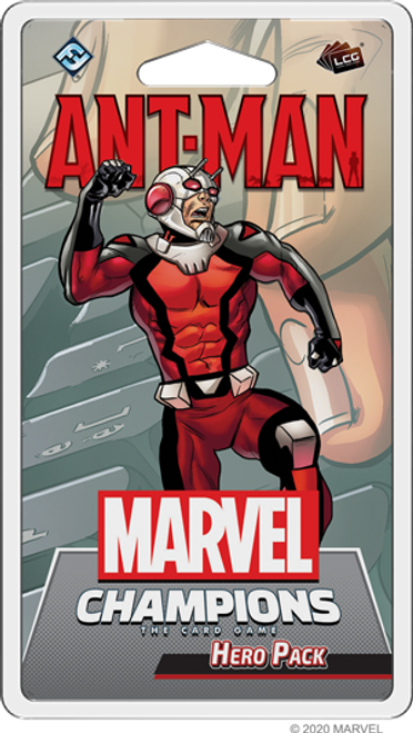 Ant-Man Hero Pack—Marvel Champions