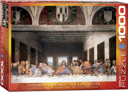 The Last Supper - Da Vinci 1000pc (Sold Out)